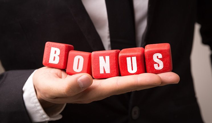 different types of casino bonuses