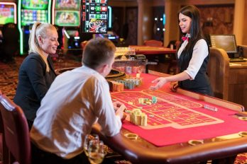 Can you use Advantage Play at Live Dealer Casinos?